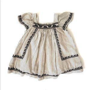 Zara Baby Girl Boho Dress